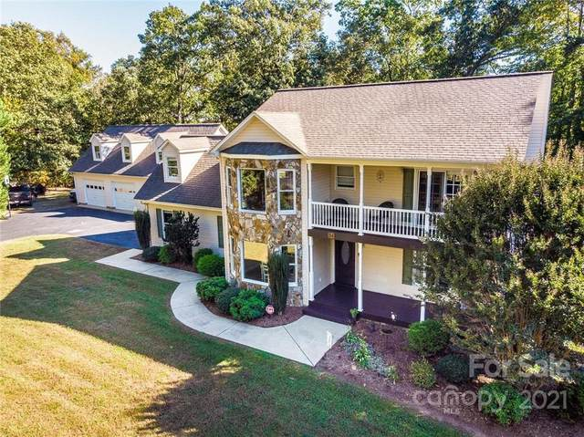 84 Bradshaw Drive, Taylorsville, NC 28681 (#3799881) :: Scarlett Property Group