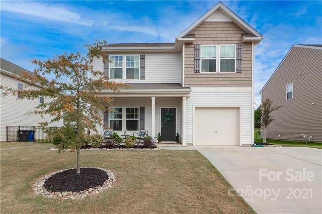 176 Hidden Lakes Road, Statesville, NC 28677 (#3800016) :: Premier Realty NC