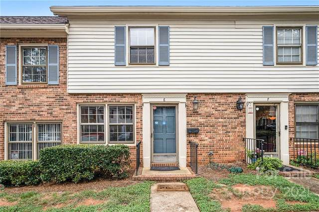6424 Old Pineville Road E, Charlotte, NC 28217 (#3800038) :: Carlyle Properties