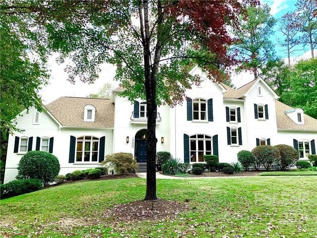 18600 Hammock Lane, Davidson, NC 28036 (#3800125) :: Premier Realty NC
