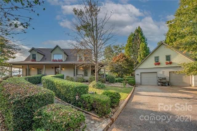 444 Delind Drive, Mill Spring, NC 28756 (#3800147) :: High Vistas Realty