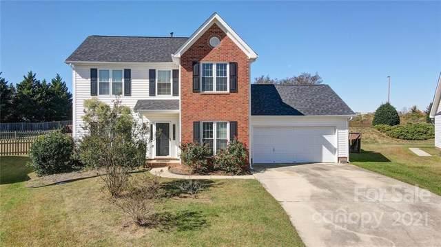 4418 Cascade Drive, Indian Trail, NC 28079 (#3800176) :: MartinGroup Properties
