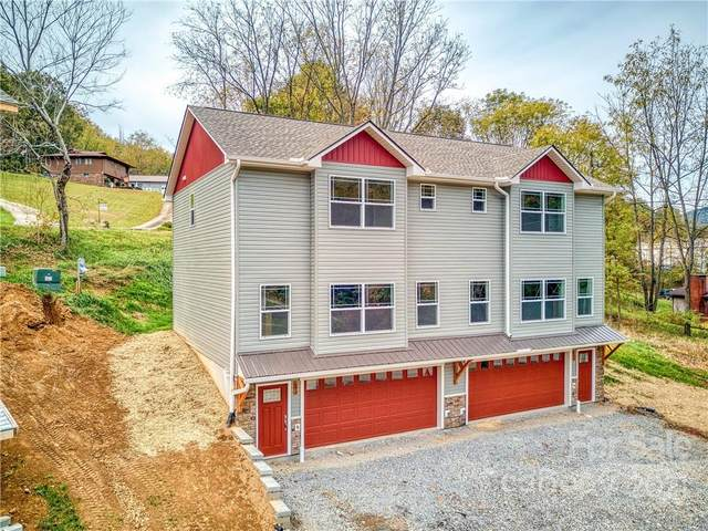 250 Liner Cove Road, Waynesville, NC 28786 (#3800240) :: Exit Realty Elite Properties