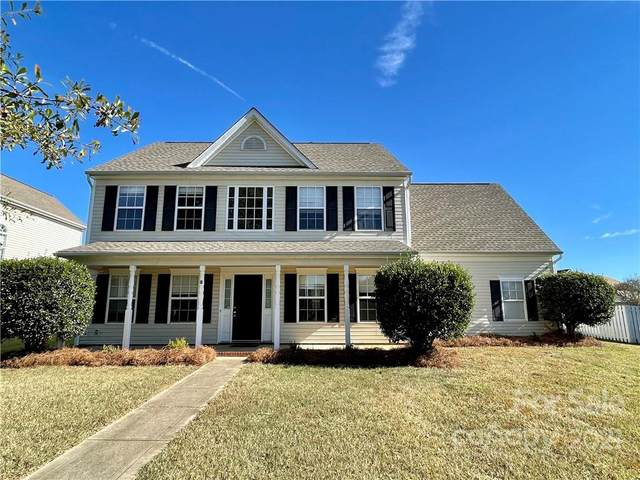 5514 Rogers Road, Indian Trail, NC 28079 (#3800276) :: Rowena Patton's All-Star Powerhouse