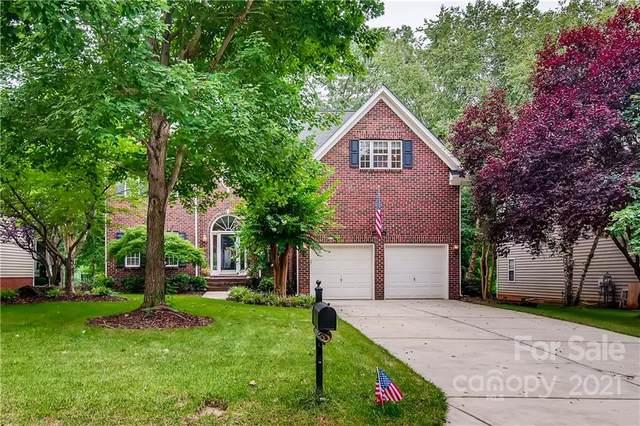 11920 Farnborough Road, Huntersville, NC 28078 (#3800286) :: MartinGroup Properties