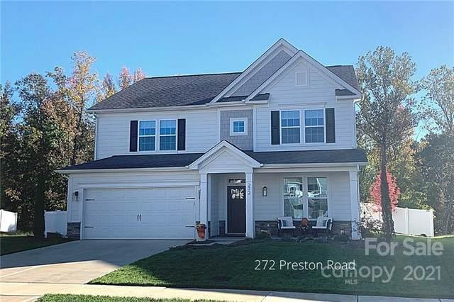 272 Preston Road, Mooresville, NC 28117 (#3800309) :: MartinGroup Properties