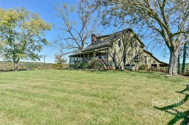 545 Branchwood Road, Statesville, NC 28625 (#3800392) :: MartinGroup Properties