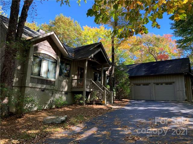 161 Chestnut Trace K44, Lake Toxaway, NC 28747 (#3800434) :: MartinGroup Properties
