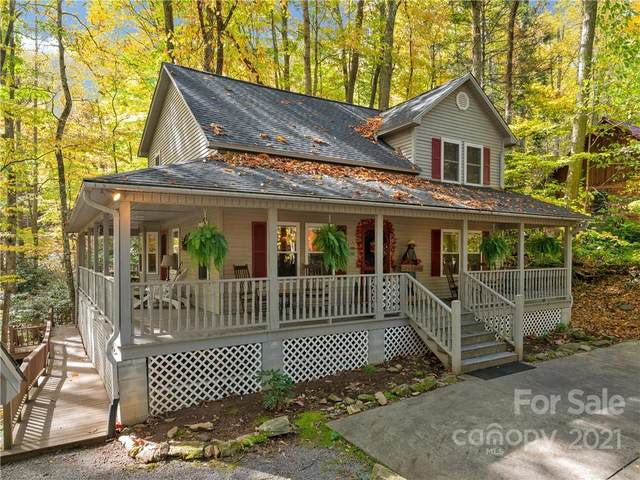 357 Reuben Branch Road, Maggie Valley, NC 28751 (#3800435) :: Homes Charlotte