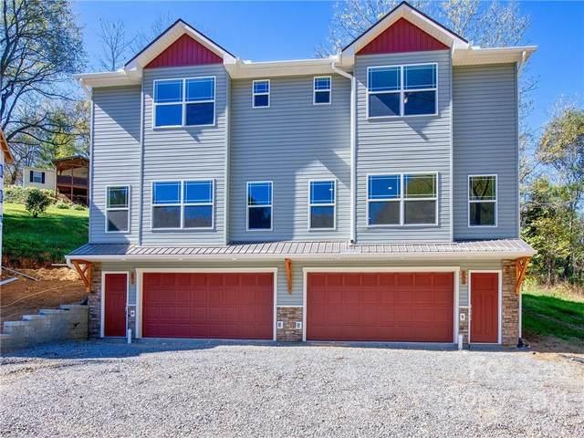 252 Liner Cove Road, Waynesville, NC 28786 (#3800527) :: Homes Charlotte