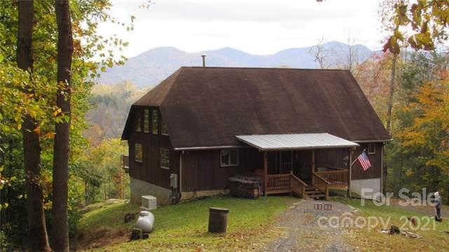 1030 Old Log Road, Green Mountain, NC 28740 (#3800609) :: LePage Johnson Realty Group, LLC