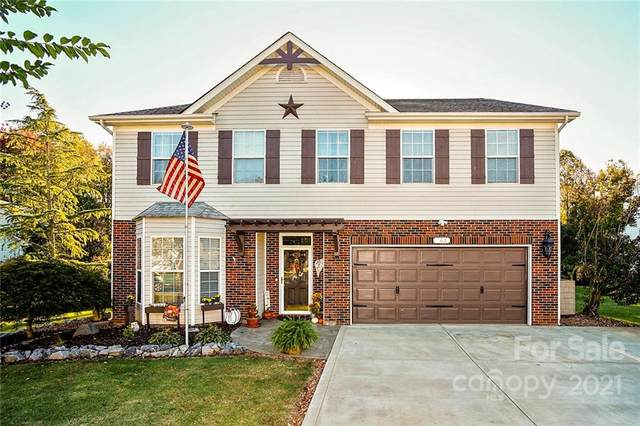 165 Fox Hollow Road, Mooresville, NC 28117 (#3800640) :: High Performance Real Estate Advisors