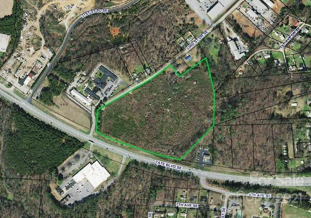 371 33rd Street Drive SE, Hickory, NC 28602 (#3800704) :: MOVE Asheville Realty