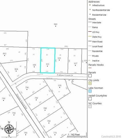 115 Falling Creek Drive, Statesville, NC 28625 (#637434) :: LePage Johnson Realty Group, LLC