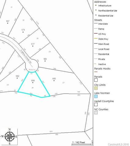184 Falling Creek Drive, Statesville, NC 28625 (#637471) :: LePage Johnson Realty Group, LLC