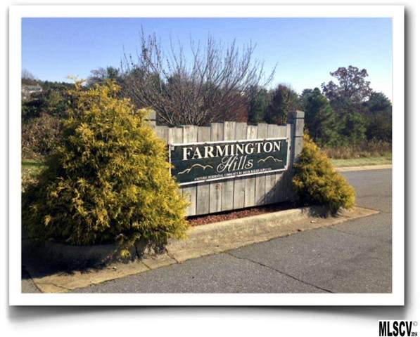 1536 Farmington Hills Drive #29, Conover, NC 28613 (#9579322) :: The Mitchell Team