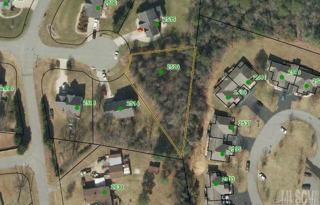 2520 27TH AVE Circle NE #46, Hickory, NC 28601 (#9581594) :: BluAxis Realty