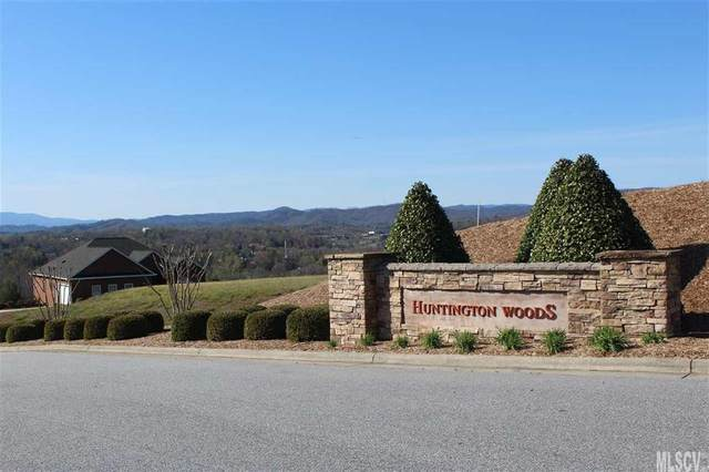 4 lots Huntington Woods Street SE, Lenoir, NC 28645 (#9593475) :: High Performance Real Estate Advisors