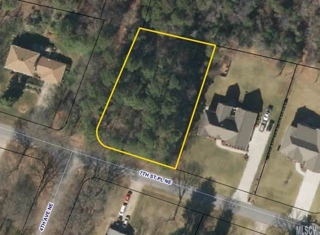 401 7th St Place NE #1, Conover, NC 28613 (#9596499) :: Exit Realty Vistas