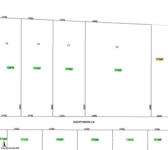 Lot #14,15,16,17&18 Knottywood Lane 14,15,16,17,18, Vale, NC 28168 (#3175776) :: Mossy Oak Properties Land and Luxury