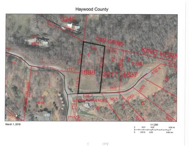 Lot 1 King Horn Ridge Lot 1, Waynesville, NC 28785 (MLS #3366478) :: RE/MAX Journey