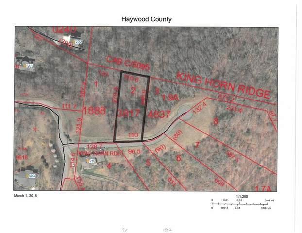 LOT 2 King Horn Ridge Lot 2, Waynesville, NC 28785 (#3366484) :: Scarlett Property Group