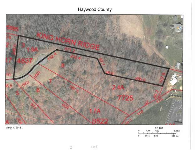 LOT 3 King Horn Ridge Lot 3, Waynesville, NC 28785 (MLS #3366502) :: RE/MAX Journey