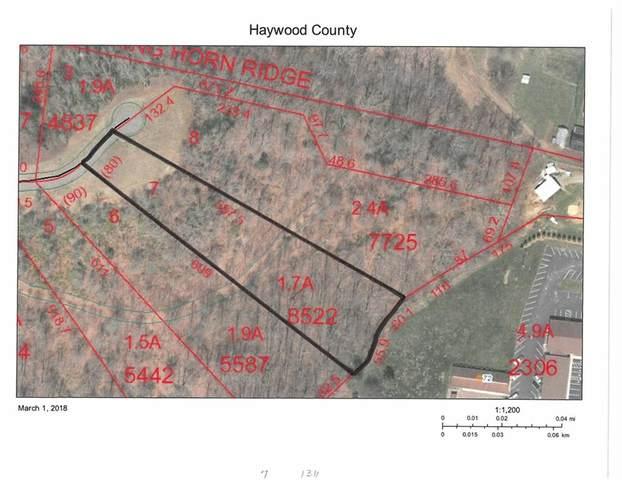 LOT 7 King Horn Ridge Lot 7, Waynesville, NC 28785 (MLS #3366530) :: RE/MAX Journey