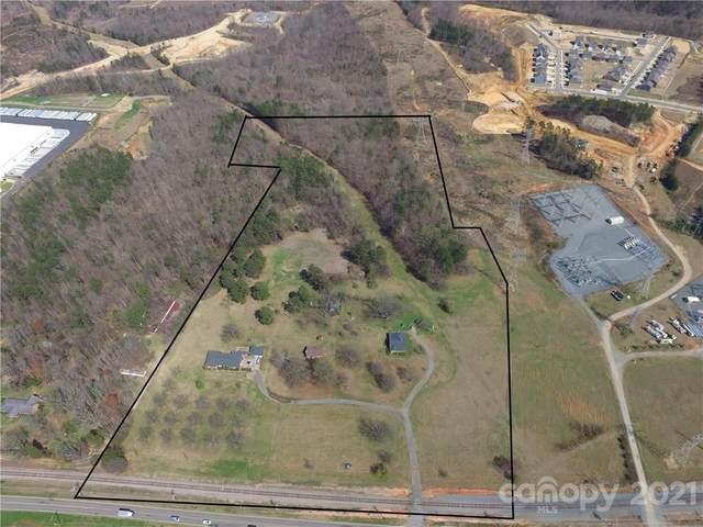 12132 Old Statesville Road, Huntersville, NC 28078 (#3370137) :: High Performance Real Estate Advisors