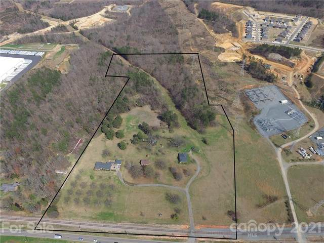 12212 Old Statesville Road, Huntersville, NC 28078 (#3370153) :: Carlyle Properties