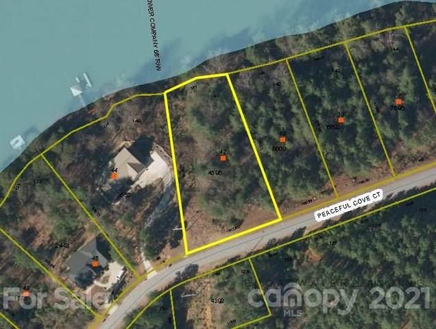 42 Peaceful Cove Court #141, Granite Falls, NC 28630 (#3380787) :: High Vistas Realty