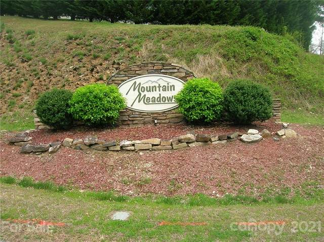 122 Hidden Knoll Drive #44, Hendersonville, NC 28792 (#3414689) :: Carlyle Properties