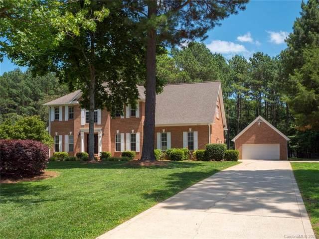 1607 High Ridge Lane, Stanley, NC 28164 (#3421932) :: Homes Charlotte