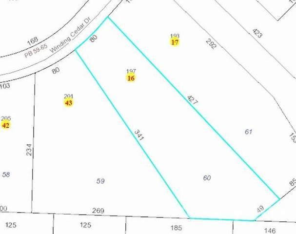 197 Winding Cedar Drive, Statesville, NC 28677 (#3455121) :: Homes Charlotte