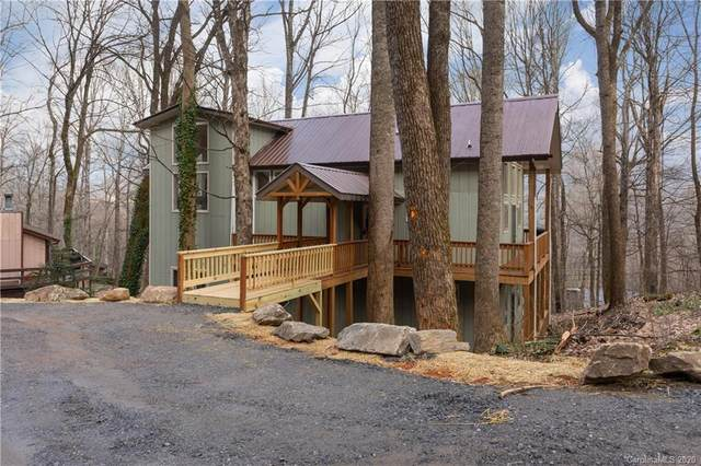 54 Shirley Drive, Maggie Valley, NC 28751 (#3467193) :: Carlyle Properties