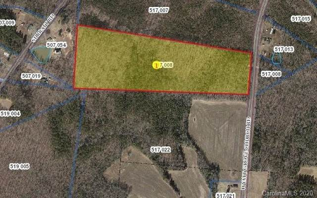 0 Wyatt Grove Church Road, Richfield, NC 28137 (#3472770) :: Puma & Associates Realty Inc.