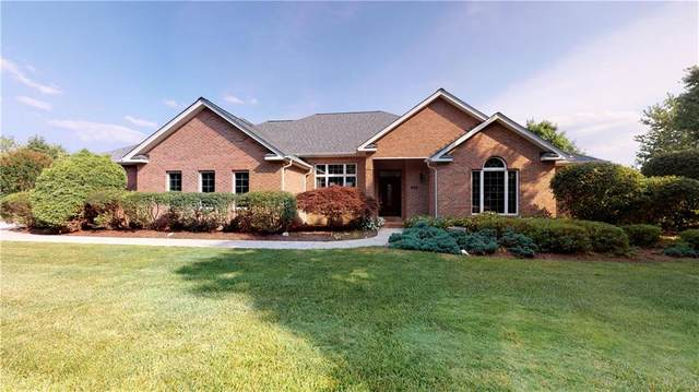424 Players Ridge Road, Hickory, NC 28601 (#3515617) :: Carlyle Properties