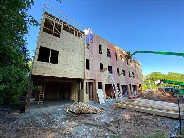 2713 Shenandoah Avenue #25, Charlotte, NC 28205 (#3523706) :: High Performance Real Estate Advisors