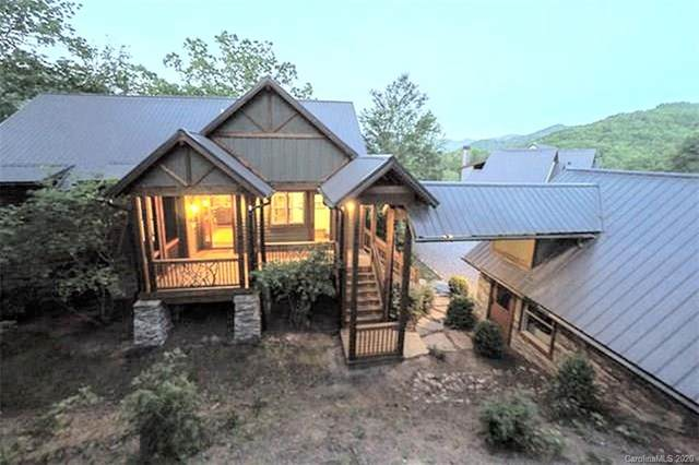 123 Wild Top Trail, Cullowhee, NC 28723 (#3524616) :: High Performance Real Estate Advisors
