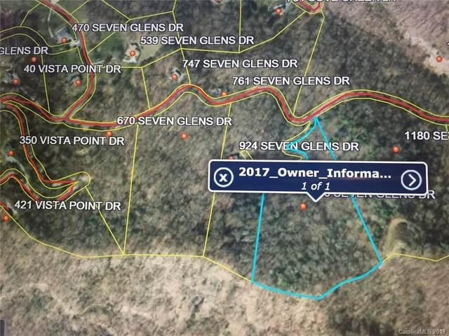 926 Seven Glens Drive Lot 38B, Weaverville, NC 28787 (#3533741) :: High Performance Real Estate Advisors
