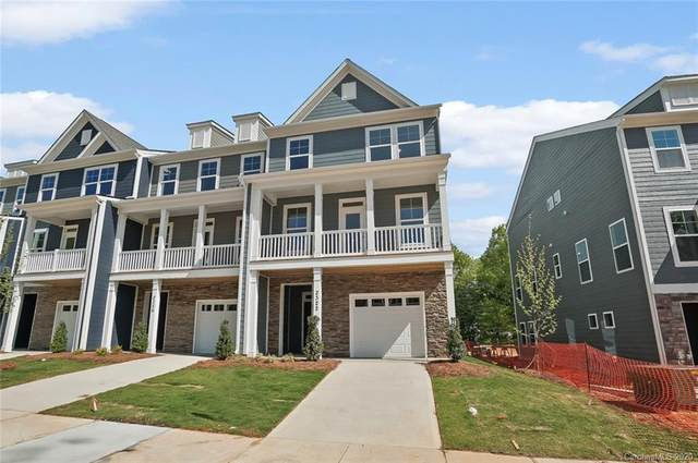 2322 Creekmere Lane Lot 66, Charlotte, NC 28262 (#3535853) :: LePage Johnson Realty Group, LLC