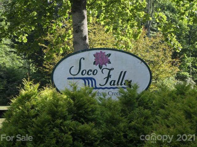 62 Jonathan Trail 62 & A Portion , Maggie Valley, NC 28751 (#3539724) :: Carver Pressley, REALTORS®