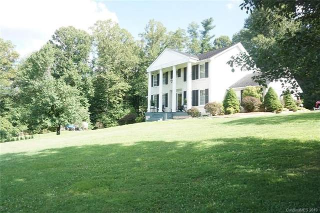 490 Hickory Hill Drive, Spruce Pine, NC 28777 (#3541091) :: Exit Realty Vistas