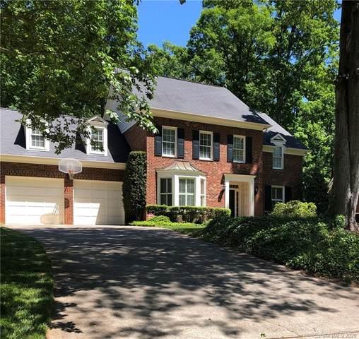 1227 Kingscross Drive, Charlotte, NC 28211 (#3550325) :: Robert Greene Real Estate, Inc.