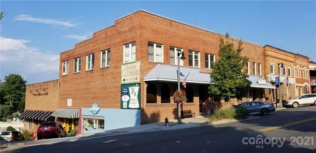 38 N Trade Street, Tryon, NC 28782 (#3551859) :: Modern Mountain Real Estate