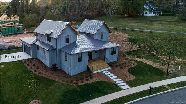 17 Baxter Woods Lane #1, Candler, NC 28715 (#3559088) :: Premier Realty NC