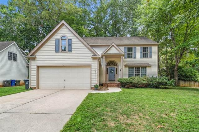 12516 Hawks Ridge Drive, Huntersville, NC 28078 (#3559964) :: Homes Charlotte