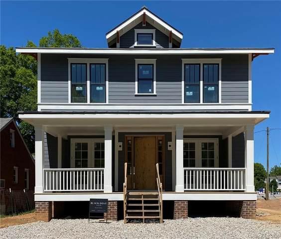 2649 Chesterfield Avenue, Charlotte, NC 28205 (#3566608) :: High Performance Real Estate Advisors