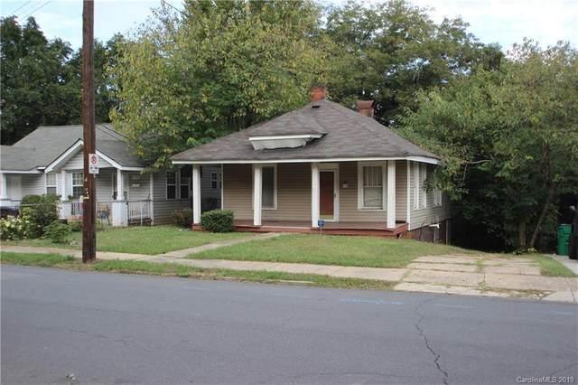 1544 Merriman Avenue, Charlotte, NC 28203 (#3569580) :: MartinGroup Properties