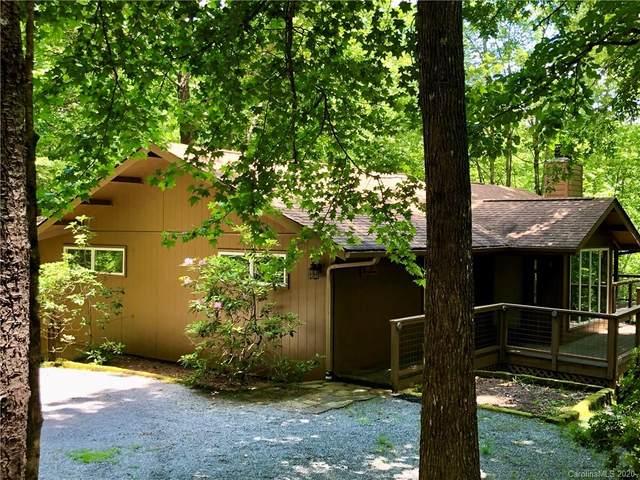 35 Big Pine Lane, Brevard, NC 28712 (#3570184) :: Keller Williams Professionals